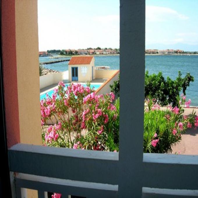 Location de vacances Studio Le Barcarès (66420)